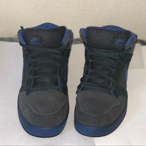 Nike Mogan Mid 3 Grey/Blue